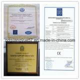 Moinho de mistura aberto do laboratório do certificado do ISO para Mxing de borracha