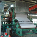 2400mm 8-10t/Day Seidenpapier, das Maschine herstellt