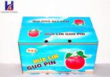 Heiße Verkaufs-Frucht-gewölbter Karton