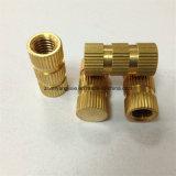 デッサンによってCNCの黄銅の部品の精密黄銅の機械化の部品をカスタマイズしなさい