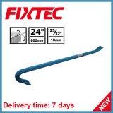 """A mão de Fixtec utiliza ferramentas 24 de """" barras de destruição do aço de carbono 600mm"""