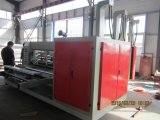 Karton Flexo Drucken, das stempelschneidene Maschine kerbt