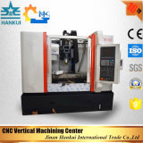 CNC Cutting en Drilling Machine Tools Vmc850L voor Metal