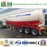 Aanhangwagen van de Vrachtwagen van de Tanker van het Cement van de fabriek de Bulk Semi voor Verkoop