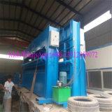 Máquina que pela del metal hidráulico