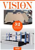 Cadre en carton ondulé de découpage automatique de Creaser de coupeur de carton de machine