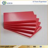 Изготовление доски пены PVC WPC