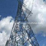 передающая линия башня угла 5-40m стальная