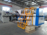 Machine feuilletante de revêtement pour le tissu de polyester