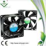 ventilateur de refroidissement Made de C.C de 92*92*38mm en Chine Hot 2016 Selling Plastic Fan