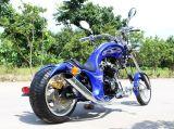 Velomotor refrigerando 250cc HD250c-2 da motocicleta do interruptor inversor do estilo dos EUA