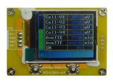 4s2p apparecchio medico Smart Battery, 14.8V Li-ione Battery con affissione a cristalli liquidi Display
