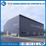 Qingdao fertigen vorfabriziertes helles Stahlkonstruktion-Gebäude-Lager kundenspezifisch an