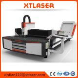 Scherpe Machine 60016 60020 van de Laser van de Buis van het Metaal van het Blad CNC van het Roestvrij staal van de vezel 1000W /2000W