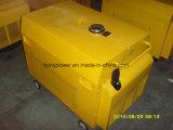 Type silencieux générateur diesel de 5kw/6kw/7kw (hy8500t) avec du ce Soncap