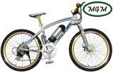 La bicicleta eléctrica de la montaña de 26 pulgadas puede ser ruedas hechas del magnesio