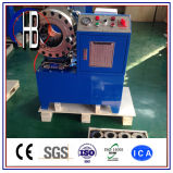 """中国の低価格1/4の"""" ~2 """"油圧ホース工学のためのひだが付く機械使用"""