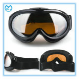A anti lente do PC do impato espelhada caçoa óculos de proteção da snowboarding