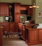 In het groot Houten Traditionele Keukenkast #189