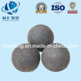 Esfera de moedura de aço forjada/esfera ferro de molde/peça de maquinaria
