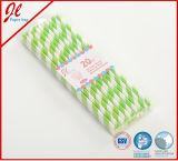 Paja de beber 2016 del embalaje de papel de la compra de componentes que bebe con la prueba del FDA