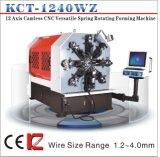 KCT-1240WZ Machine de Enroulement de Ressort sans Cames de Commande Numérique par Ordinateur de 12 Axes