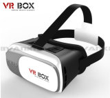 2016 새로운 Headset 3D Virtual Reality Glasses Black and White Vr Box 2 II
