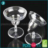 Miniwegwerfplastiknachtisch-Cup