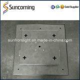 SMD 5050 fáciles instalan la luz del panel colorida de pared de la luz LED del disco