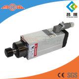motore ad alta frequenza dell'asse di rotazione raffreddato aria quadrata 3.5kw per la macchina per incidere di falegnameria di CNC