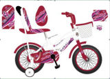 12 16 20 High Back Rest Bike for Sale Girl and Boy Bicycle