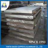 Placa de aluminio grueso (6061 T6)