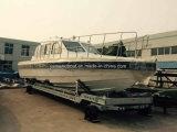 高速FRPの哨戒艇