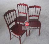 Cadeiras de Napoleon do banquete das cadeiras do restaurante em 2016