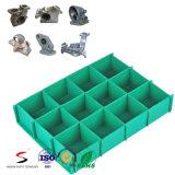 Caixa plástica ondulada plástica de caixa plástica de Coreflute da caixa plástica de Corflute da caixa da flauta
