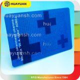 Tarjeta extranjera del PVC de la frecuencia ultraelevada del EPC GEN2 9662 H3 RFID del rango largo