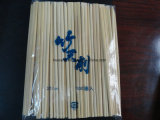 Los mejores palillos de bambú disponibles de Yiyang los 23cm del precio con insignia del cliente