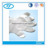 Ясные устранимые перчатки PE для еды