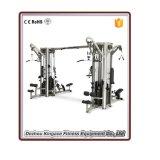 商業体操装置8端末のトレーナーの練習機械