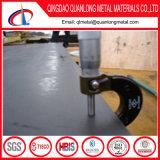 Ar400 500 600 desgaste de alta elasticidade - placa de aço resistente