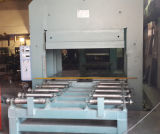 Gummivulkanisierenpresse-Maschine für die Herstellung der Gummiseitentriebs-Matte