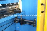 Machine à cintrer de plaque de la commande numérique par ordinateur Wc67y-50t/2500 de frein hydraulique de presse