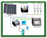 Grid Solar Home Power Systemを離れた1kw-2kw-3kw-4kw-5kw