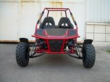 青いAutomatic Transmission 150cc Dune Buggyは行くKart (KD 150GKM-2)