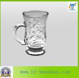 Verrerie Kb-Hn0338 de tasse de cuvette en verre de bière de qualité