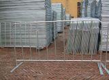 Pannello provvisorio galvanizzato della rete fissa della barriera