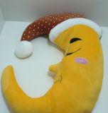 Emoji Plüsch-Spielzeug-weiches angefülltes Kissen-Mond angefülltes Spielzeug