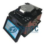 Fiber Opticalfusion Splicer / máquina de empalme óptico FTTH máquina de empalme de fusión de fibra caliente