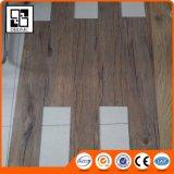 Copertura di legno delle mattonelle di pavimentazione del PVC di colore della foglia di acero di prezzi bassi