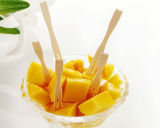 素晴らしいデザインタケ物質的なフルーツのフォーク